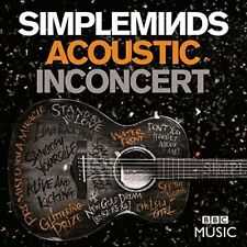 Simple Minds - Acoustic In Concert (NEW DVD & CD)