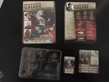 Zombicide Black Plague - Special Guest Pack - Naiade - Opened