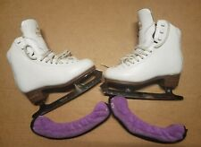 Jackson Classique Model 1991 Figure Skates Size 3 C with Mirage Blades - Used