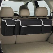 Car Interior Accessory Back Seat Storage Box Bag Oxford 90cm