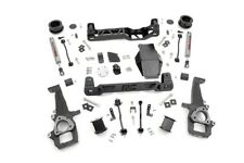 "Rough Country 4"" Dodge Suspension Lift Kit (12-18 Ram 1500 4WD) - 323S"