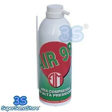 3S ARIA COMPRESSA BOMBOLA BOMBOLETTA SPRAY 400 ml FIMI AIR 98 ALTA PRESSIONE New
