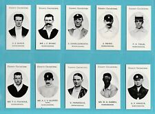 More details for cricket -  nostalgia repros  (of taddy) - 100 sets of 15 warwick  cricket cards