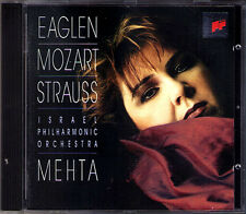 Jane Eaglen: Mozart Strauss Salome Arabella Mehta CD Lucio Silla Don Giovanni