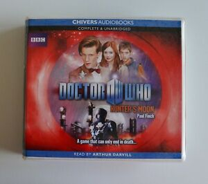 Doctor Who: Hunter's Moon: Paul Finch - Unabridged Audio Book 6CDs - Chivers