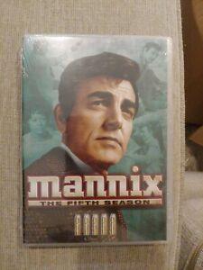 Mannix: The Fifth Season (DVD)