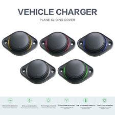 3.1A Dual USB Car Charger adapter 2 Port LCD 12-24V Para coche motocicleta