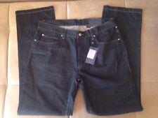 JOSEPH ABBOUD Men's Jeans Black Size 36