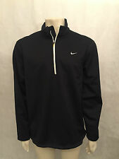 Nike Golf Therma Fit Quarter Zip, Black, Size XL, New