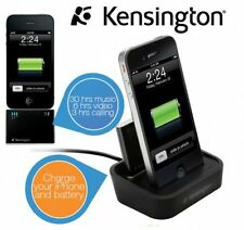 Kensington K39265EU Charge & Sync Dock mit Mini Battery Pack iPhone 3G und 4, 4S