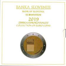 SÉRIE EURO BRILLANT UNIVERSEL (BU) - SLOVÉNIE 2019