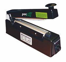 More details for pacplan impulse heat sealer plastic bag film sealer machine 200-500mm
