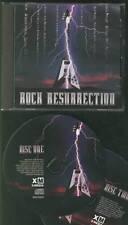 ROCK RESURRECTION 2-CD  Iron Maiden Saxon Deep Purple Uriah Heep Rainbow Dio Who