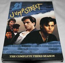 R1 DVD 21 Jump Street: Season 3 (6pc) (Full Box) [DVD] [1989] [Region 1]