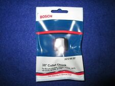 "BOSCH 2610906287 3/8"" ROUTER COLLET CHUCK NEW"