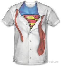 Superman - I'm Superman Apparel T-Shirt XL - Sublimate White