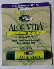 Aloe Vero Lip Ivo Lip Balm SPF-15