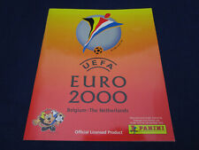 Panini EM Belgium NL Euro 2000, empty album/Leeralbum, mint, German/DE version
