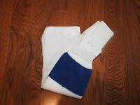 """NHL Vintage Toronto Maple Leafs Colors Hockey Socks With Stirrups 19"""""""