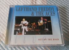 Left Hand Freddy And The Aces - Out On The Road - Scarce 1996 Cd Album