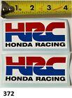 2! Honda Racing HRC VMX WORKS stickers Vintage CR RC CRF 125 250 360 400 500 MX