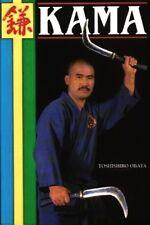 Kama Weapon Art of Okinawa - Softcover 1st EDITION 1987 - NEAR MINT-MINT