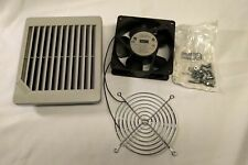 New - Hoffman Cooling Fan Kit 115v - A-4AXFN
