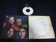 "Slade Cum on Japan Promo White Label Vinyl 7"" Oasis"
