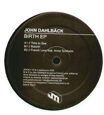 JOHN DAHLBACK - Birth ep - Jackmoves