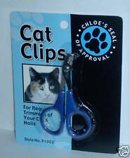 Cat Clips Nail Clippers Grooming Trim Cat Claws, Birds & Other Small Animals New