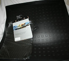2007 to 2009 Mercedes ML320 Rubber Floor Mats + Cargo Tray/Liner - OEM ITEMS!