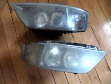 Audi A6 C5 Allroad LHD Right   and Left  Set of Two Xenon Headlights.