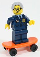NEW LEGO CHIEF WHEELER MINIFIGURE 60246 POLICE COP - LEGO CITY ADVENTURERS