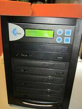 EZ DUPE, GS3DVD, DVD/CD Duplicator, GS, 3 target
