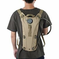 3L Hydration Pack Molle Military Tactical Hiking Hydration Backpack Water