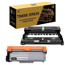 DR630 Drum TN660 Toner Cartridge For Brother DCP-L2520DW MFC-L2720DW MFC-L2740DW