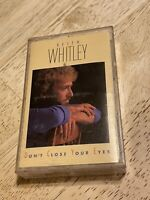 Keith Whitley Don't Close Your Eyes Cassette Tape Country