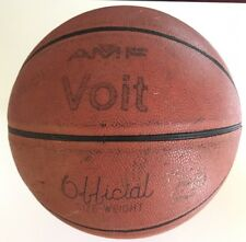 *Vintage* VOIT AMF Deluxe CB 202 Official Size & Weight 1970s Basketball