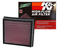 K/&N Factory Style Replacement Air Filter for 03-09 RAM 5.9L Diesel E-0776