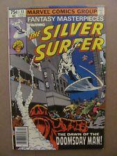 Fantasy Masterpieces #13 Marvel Comics 1979 Series Silver Surfer Adam Warlock