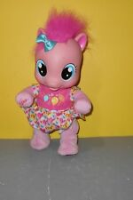 Hasbro My Little Pony Newborn Baby Pinkie Pie Walking Talking 2010 MLP 29208