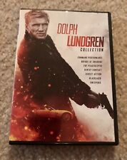 DOLPH  LUNDGREN COLLECTIONS: 7 Movies (DVD) Peacekeeper, Blackjack + More