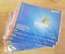 7 x Windows XP Professional NEU mit Key