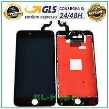 DISPLAY LCD RETINA APPLE IPHONE 6S PLUS TOUCH SCREEN FRAME SCHERMO NERO TIANMA