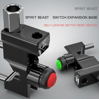 SPIRIT BEAST Motorcycle Switch Lights Push Button on-off Start Stop Switches