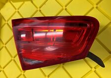 2011-2014 AUDI A8 A8L S8 LEFT REAR DRIVER INNER TAILLIGHT TAIL LIGHT 4H0945093A