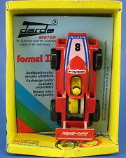 DARDA Serie 10 - Formel 1 Rennwagen - rot - in OVP - Modellauto + Motor car