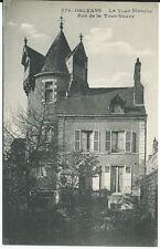 CPA-45-ORLEANS - La Tour Blanche - Rue de la Terre-Neuve