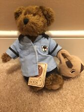 Boyds Bears Barney Bowlsalot Plush with Tags