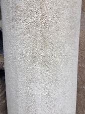 Carpet Remnant / Roll End Saxony Silver Devon 1.93x4.00m Cheap Warrington